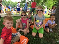 Summer Meals Kick Off 2018
