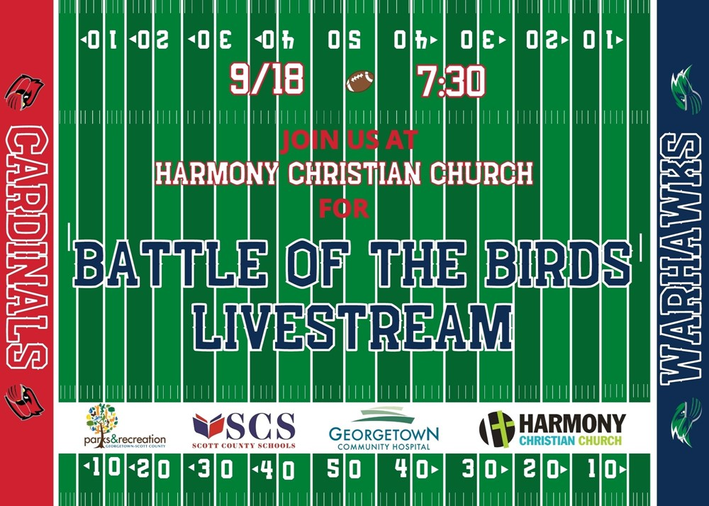 Battle of the Birds 2020