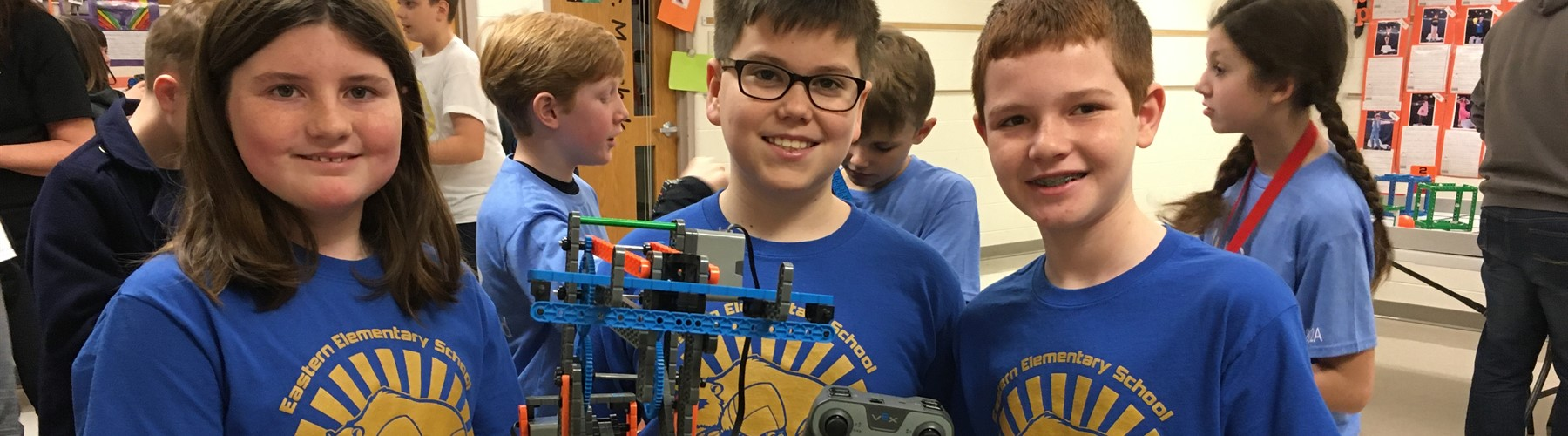 Eastern VEX IQ Robotics Team