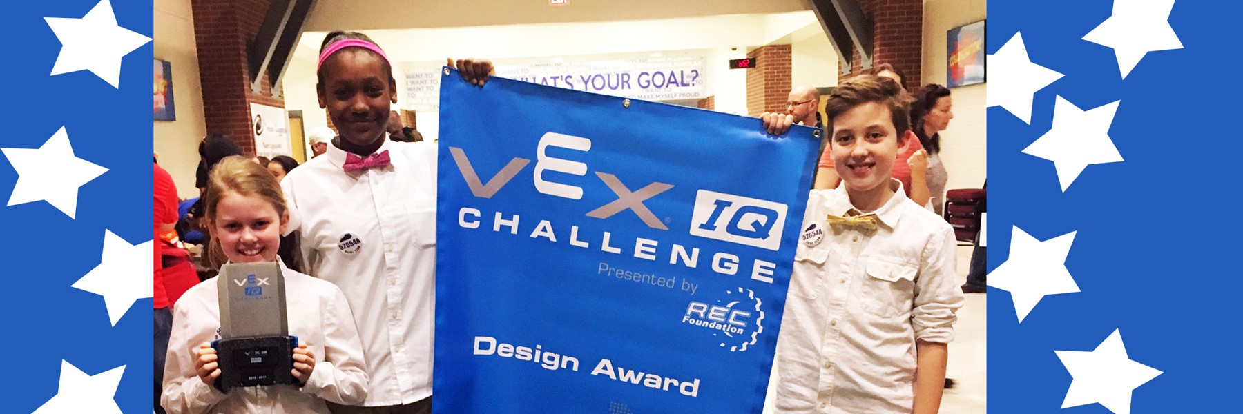 2017 VexIQ Challenge Design Award Winners